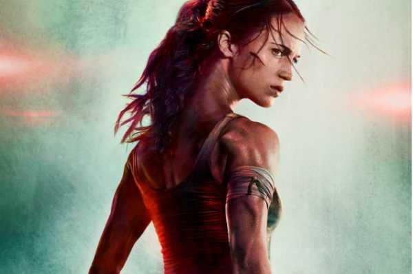 Тренировка Лары Крофт: как Алисия Викандер набрала 6 килограмм мышечной массы для роли